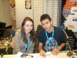 Rencontres de la presse ecrite et des jeunes ligeriens